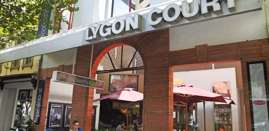 LYGON COURT SHOPPING PLAZA