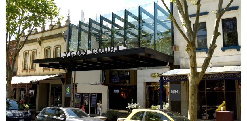LYGON COURT SHOPPING CENTRE – CAFE FOR LEASE SHOP 4